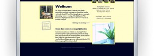 Website Aluku aluminium en kunststof kozijnen, schuifpuien en veranda's