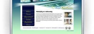Website R&S Multicleaning uit Hoogvliet / Rotterdam