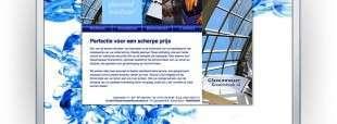 Naam en website VuilVrij.nl voor Glazenwasser Kranendonk