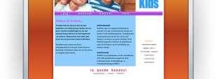 Website We4Kids.nl Uitzendbureau uit Vierpolders / Brielle