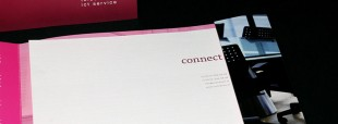 Brochure connectin ict & telecom service Hoogvliet.