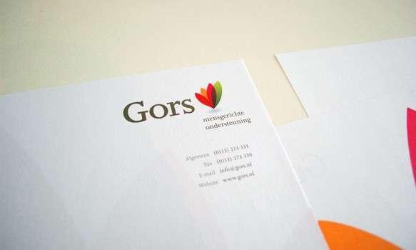 Nieuw logo Gors, mensgerichte ondersteuning Zeeland