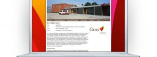 Vernieuwde website compleet met alle locaties van Gors Zeeland