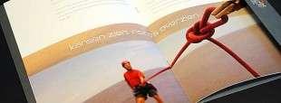 Brochure & informatiemap in 1 voor Stichting P.G.O. 'Praktijk Gericht Ondernemen'
