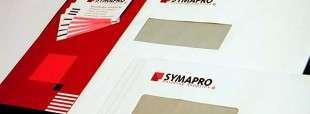 Complete huisstijl SYMAPRO Building Supplies te Spijkenisse