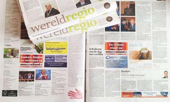 Eerste teasers voor onswooneiland.nl zijn geplaatst.