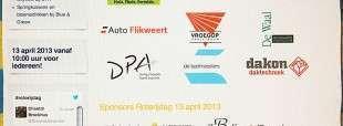 Webdesign voor de Roterijdag op de Roterij te Burgh-Haamstede
