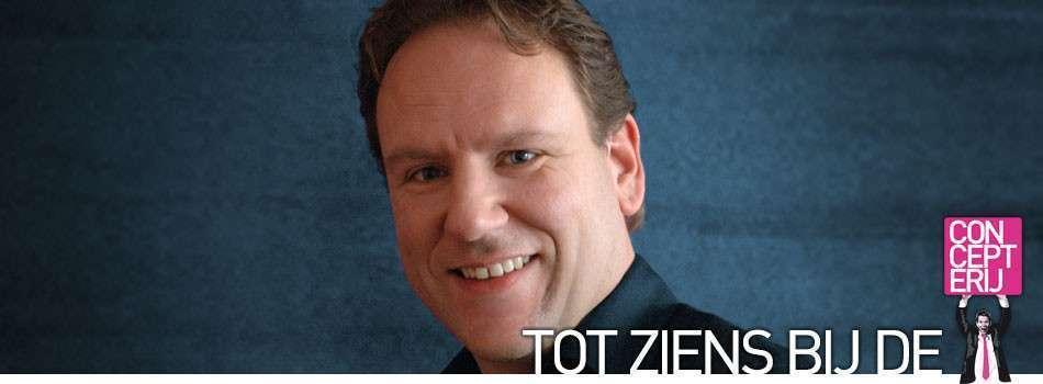 Marcel Bezemer, eigenaar(dig) van merkwaardig creatief digitaal communicatie-, reclamebureau de CONCEPTERIJ te Schouwen-Duiveland, Zeeland voor Groot Rotterdam e.o.
